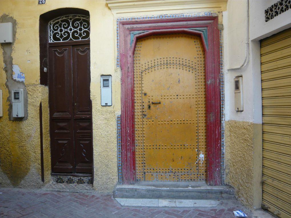 Medina de TangerCafé HafaPetit socoGrand soco