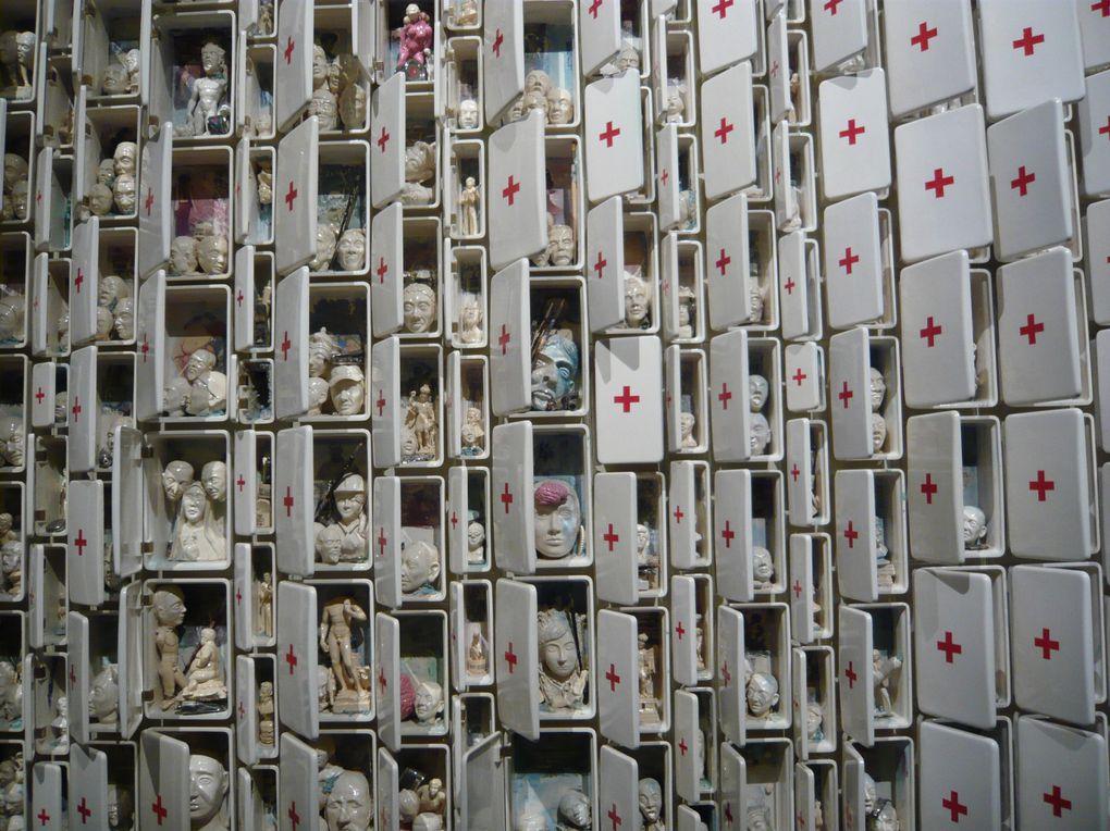Image de de la ville de Venise et de la 53° Biennale d'Art Contemporain en 2009