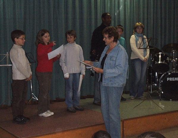 Album - remise des diplomes 2007