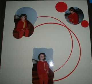 Album - scrapbooking enfant