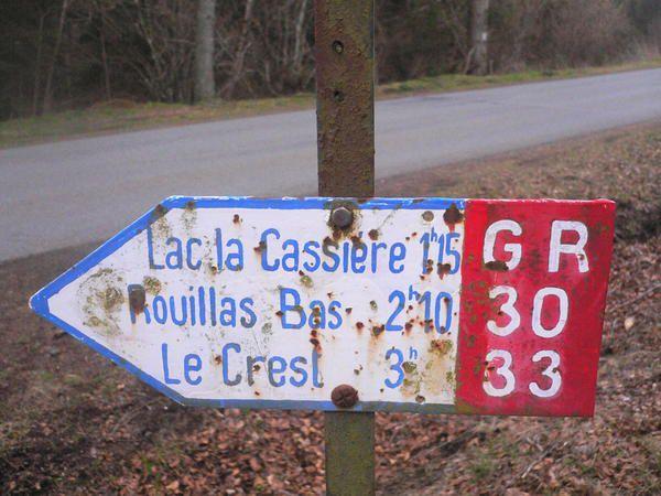 Album - En route vers Le Puy de La Vache