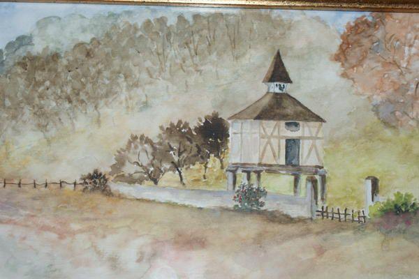 Les peintures de Pere