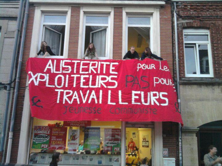 Album - Austerite-pour-les-Exploiteurs--pas-pour-les-Travailleurs