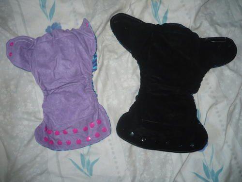 Couture de couches, culottes et TE1