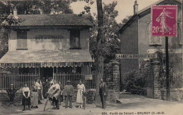 Album - Cartes-Postales-Ile-de-France