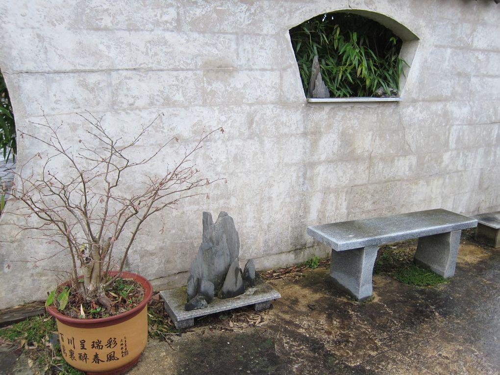 jardin chinois près de Rambouillet