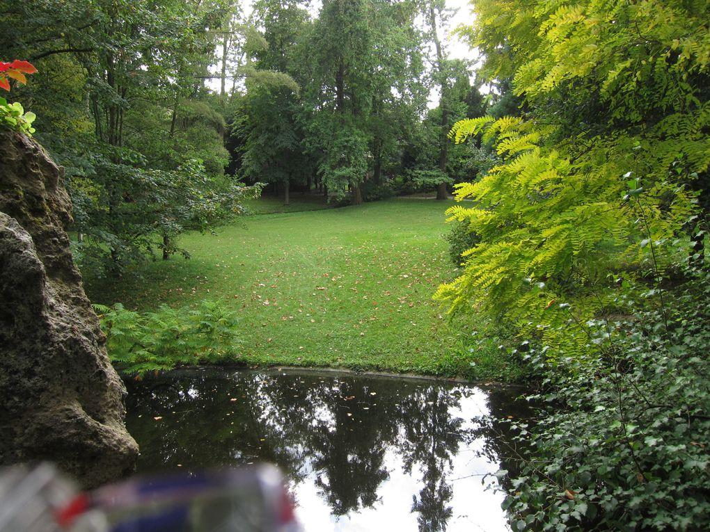 Hommage à A.Kahn..jardin,forêt vosgienne,verger,roseraie,marais..Boulogne Billancourt