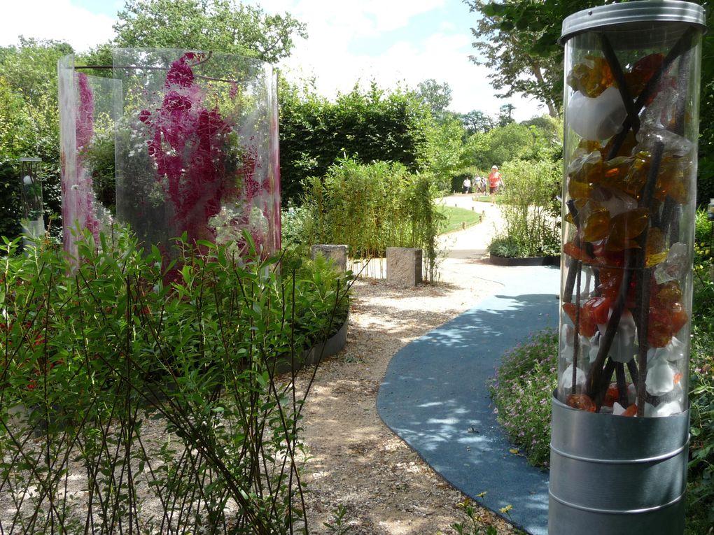 Festival international des jardins 20010 à Chaumont Sur Loire