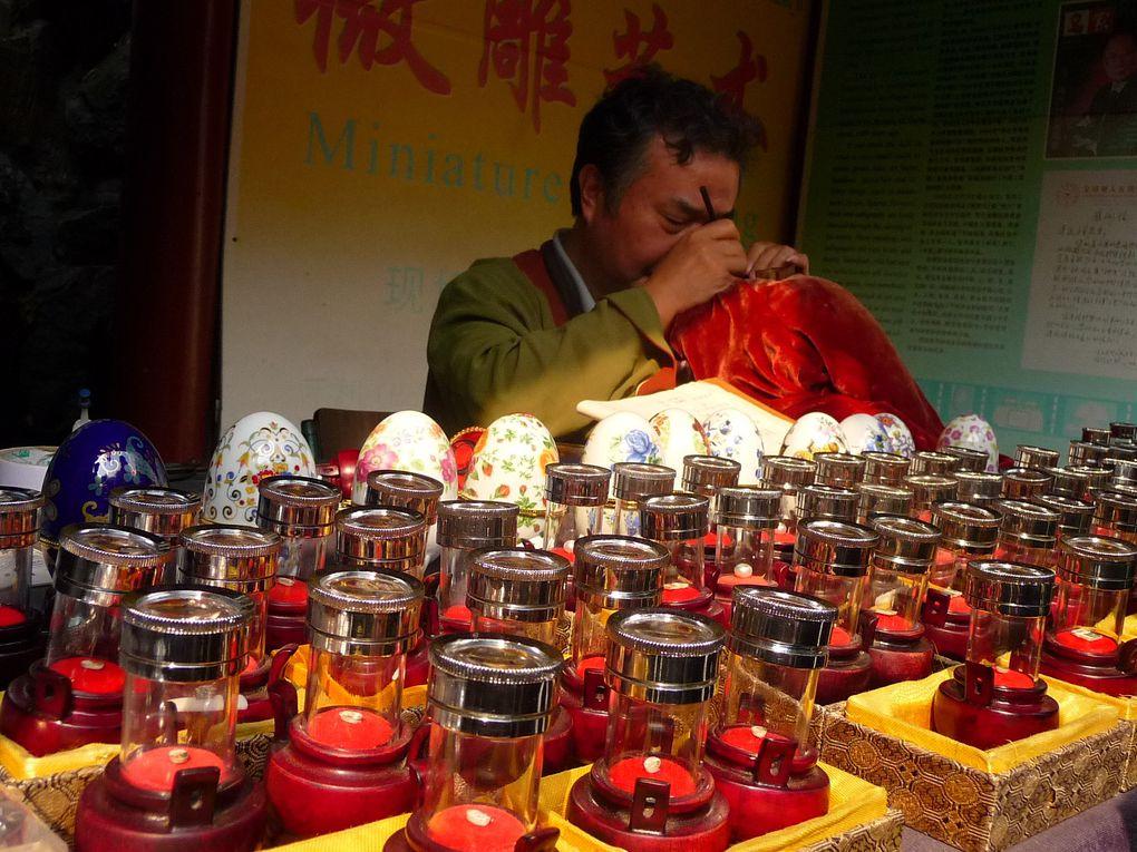 Pékin, le palais d'été et ses merveilles