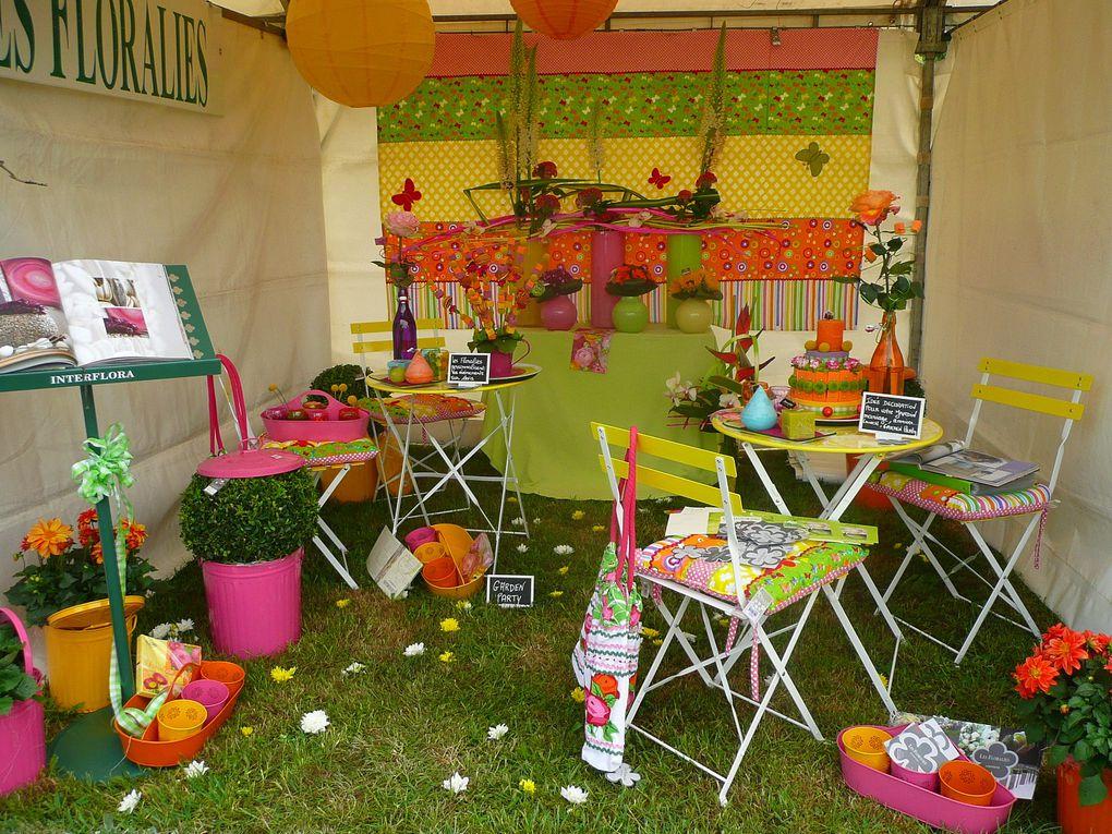 Fleurs, vivaces et décoration   pour lejardin