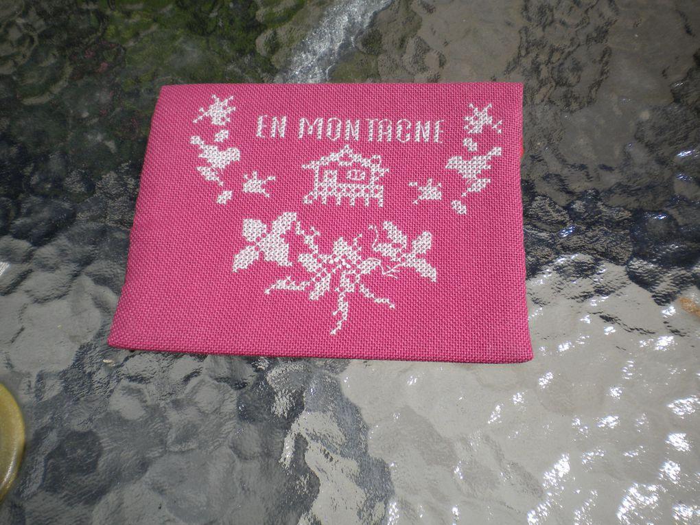Album - Echange-enveloppes-brodees