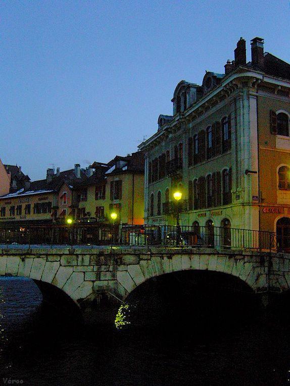 Hameaux, villages et petites cités