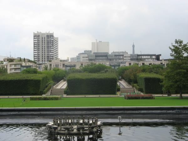 Album - visite parc Andrée Citroën