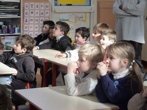 Album - Petite visite à l'école Joffre