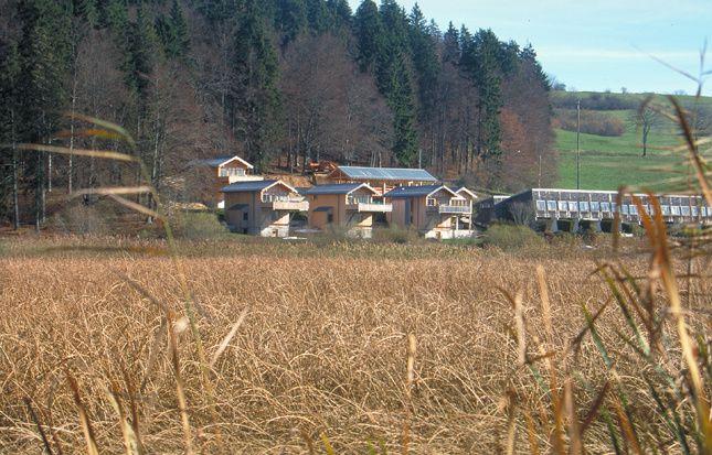 L'eau est partout, surtout dans le Doubs...