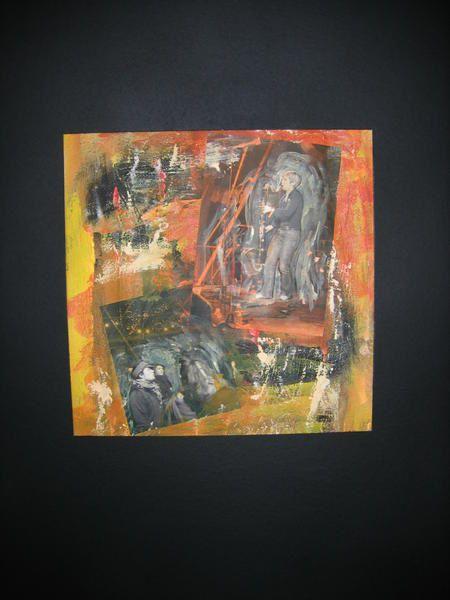 Les premières peintures de la série, à voir en vrai au Dellys