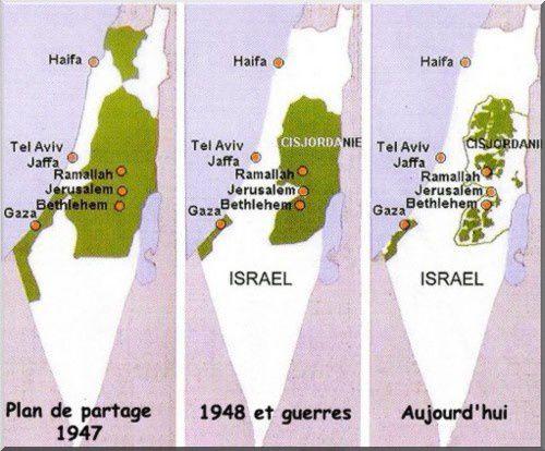 Le Proche et Moyen-Orient.