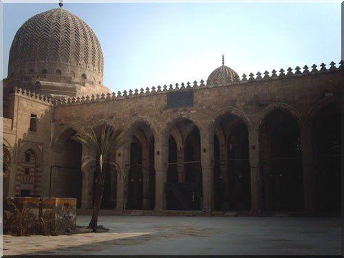 L'Egypte de la conquête arabe à nos jours...