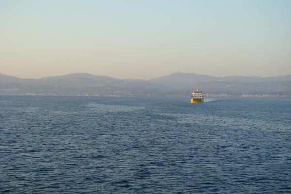 mes vacances en GRECE en AOUT 2008
