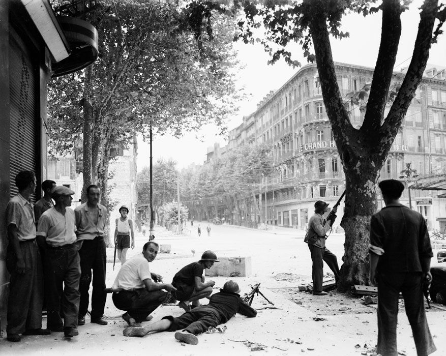 Album - 2013-08-25, Liberation de Paris-Commemoration