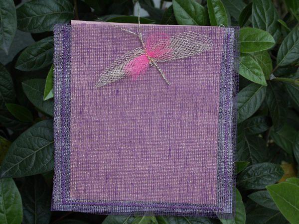 Album - 5 - Pochettes papillon