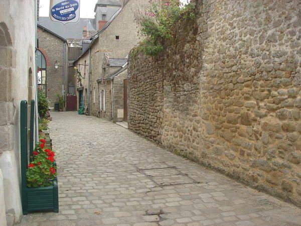 En villégiature à La Chapelle/Erdre et à Guérande.