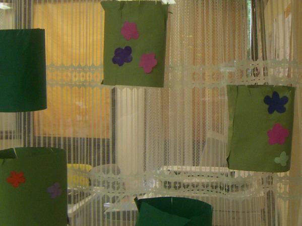 Projet écoles fleuries 2007-2008