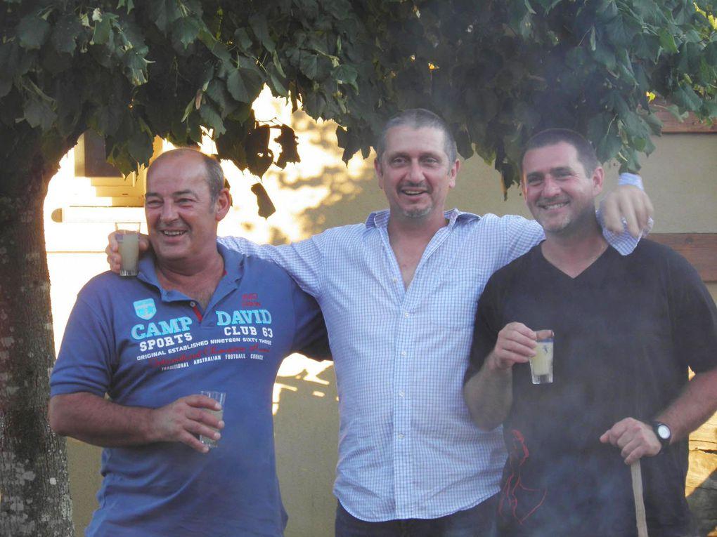 Photos des meilleurs moments de l'année 2012 avec notre famille, nos amis et nos clients !!!