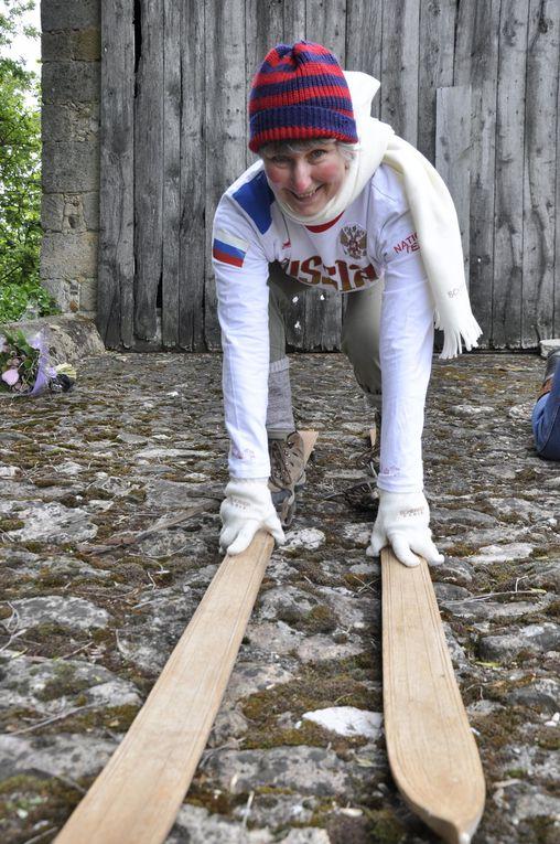 Photos de l'équipe de Snowboard Russe !!!