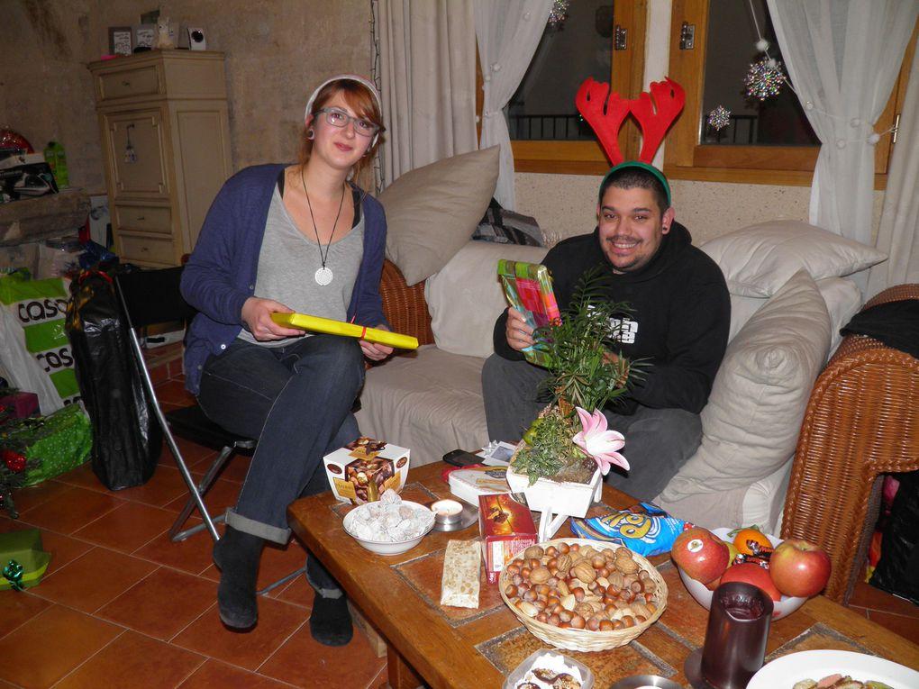 Photos de la famille, des amis et des clients en 2014