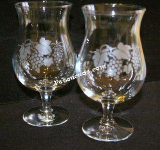 Réalisation en verre dépoli ou gravures sur verre