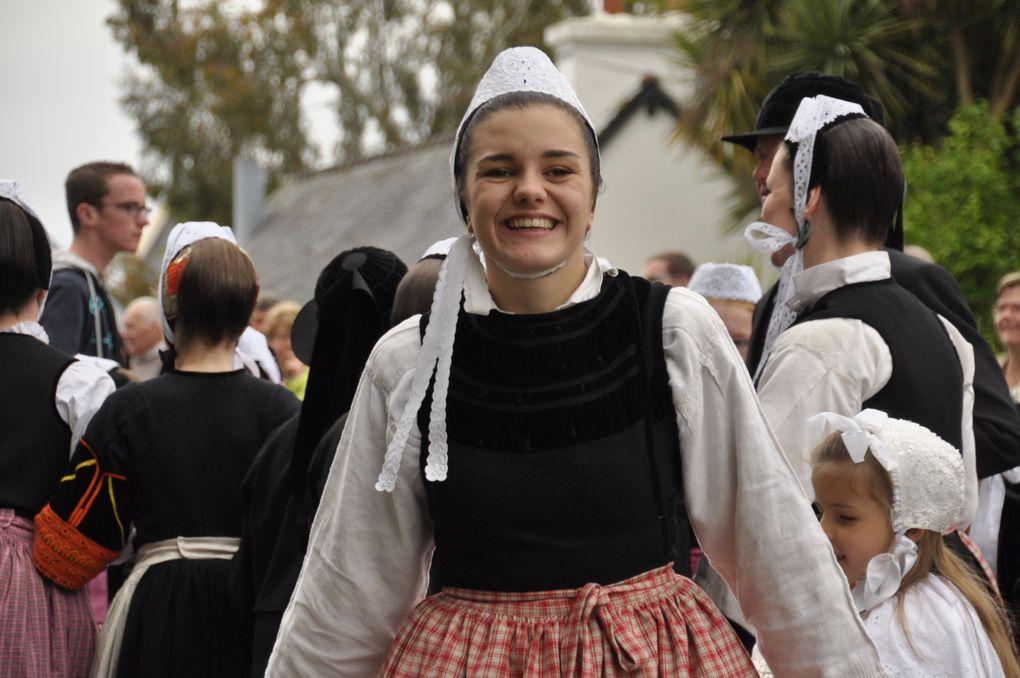 Gouel ar Vugale, la fête des enfants, organisée par la confédération War'l Leur du Finistère