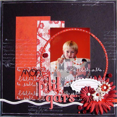 Album - Album de Timothee