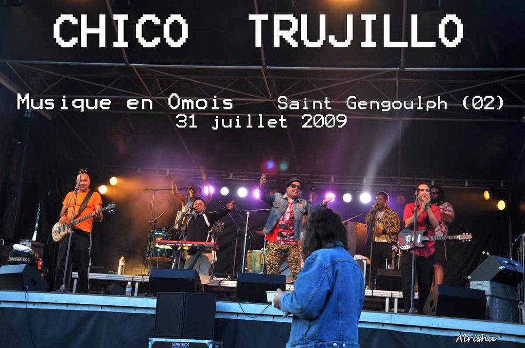 Le 31 juillet 2009 à Saint Gengoulph