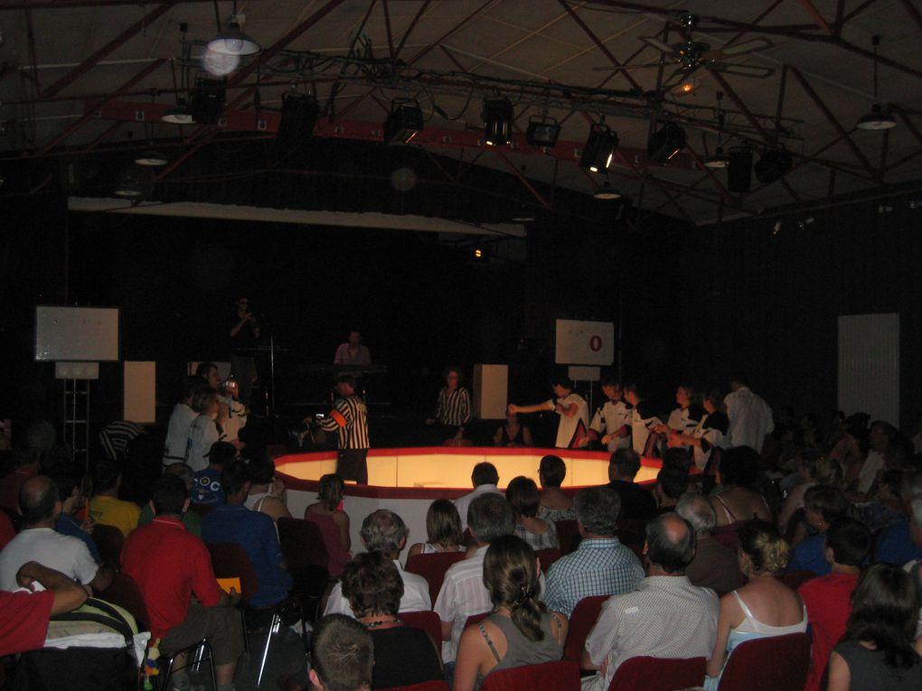 Trophées du SPORT, offert par la commune de Chateau u Loir, mercredi 30 juin 2010 à l'E.C.C.