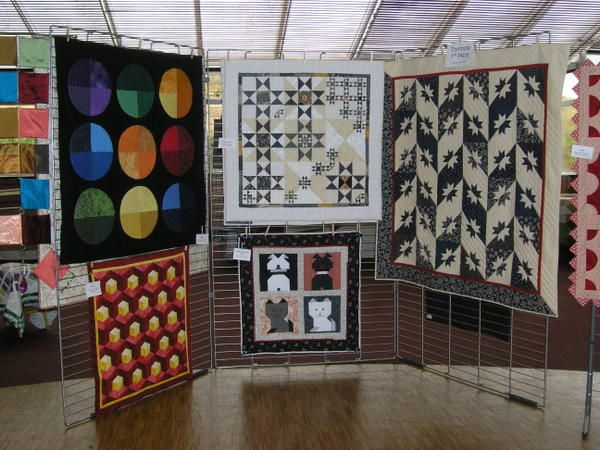 Album - Expo patchwork Contrastes Magnac 2008