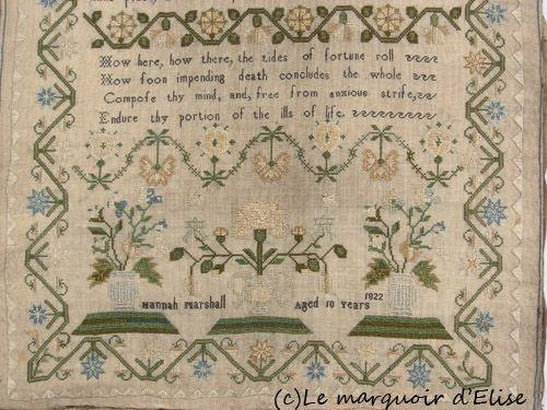 Album - Marquoirs anciens
