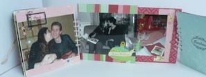 Album - mini-album-scrap