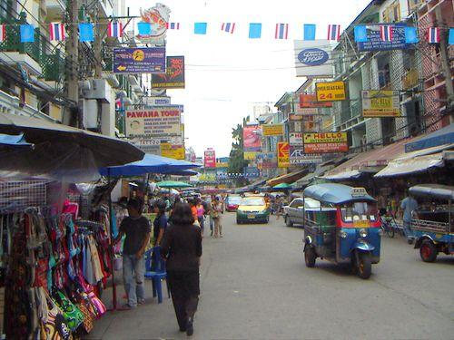 Album - Bangkok - Koh Samui