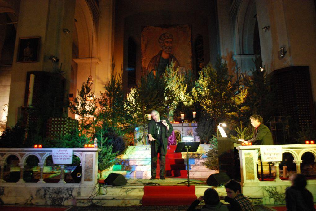 Album - Recital Gil Florini chants de Noel 2011