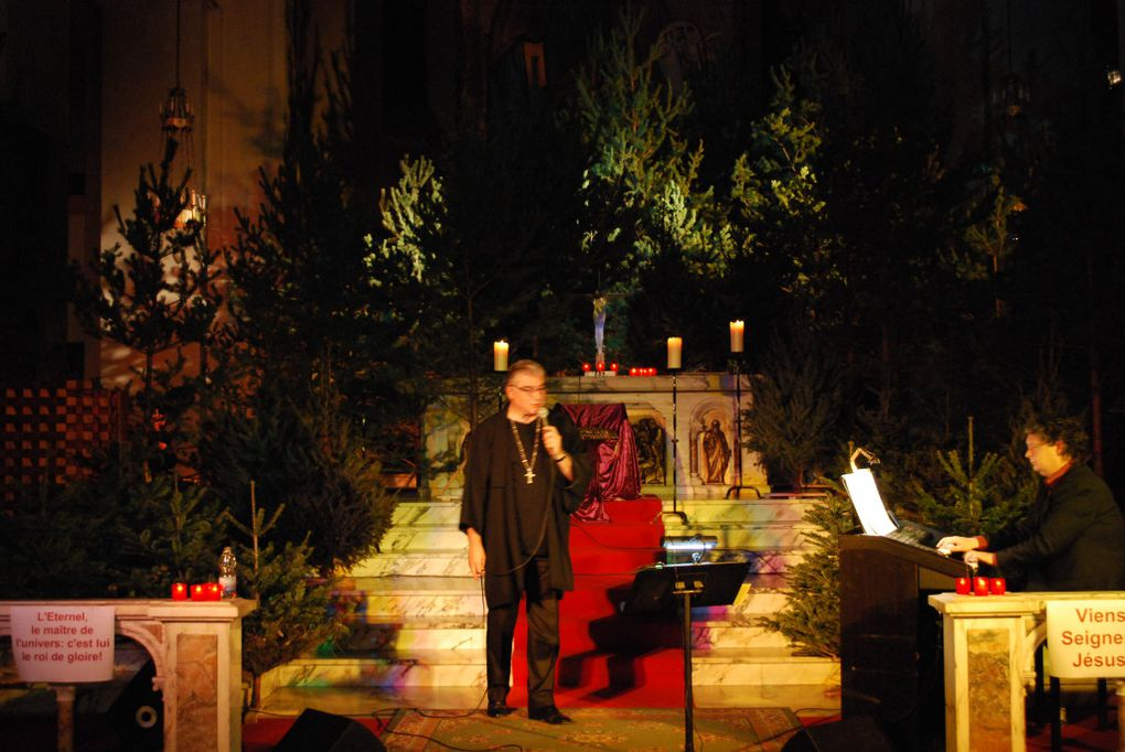 Album - Recital Gil Florini chants de Noel 2011