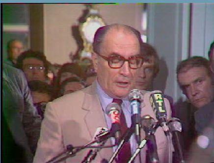 Quelques photos de la soirée du 10 mai 1981 et de la campagne de François Mitterrand