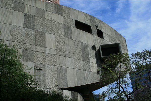 Architecture XXème dalle poteau-poutre