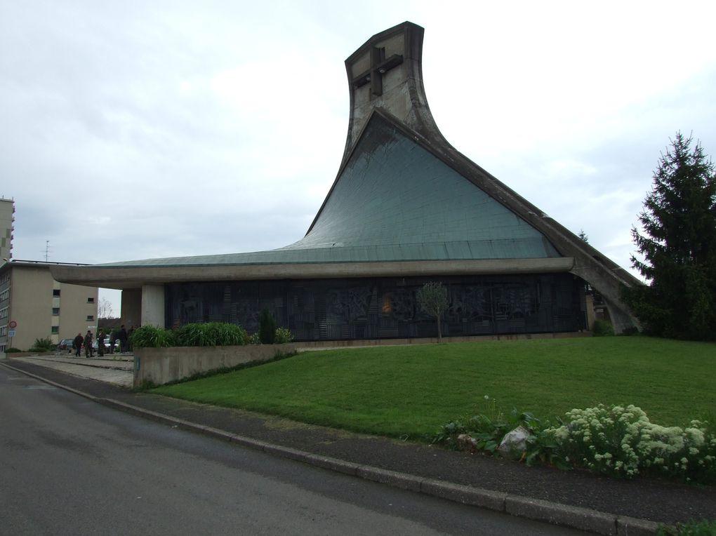 Architecture XXème StJean Dôle