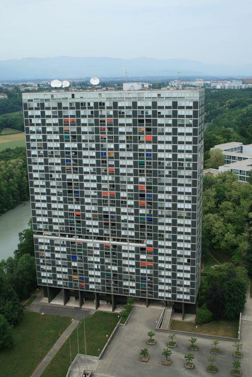 architecture XXème dalle collectif