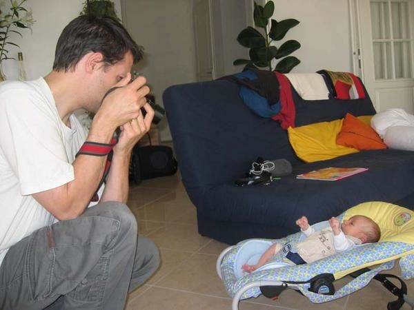Album - Louis et son papa