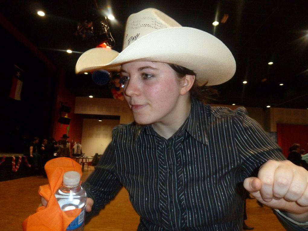 bal organisé par les Country Rock Dancers !