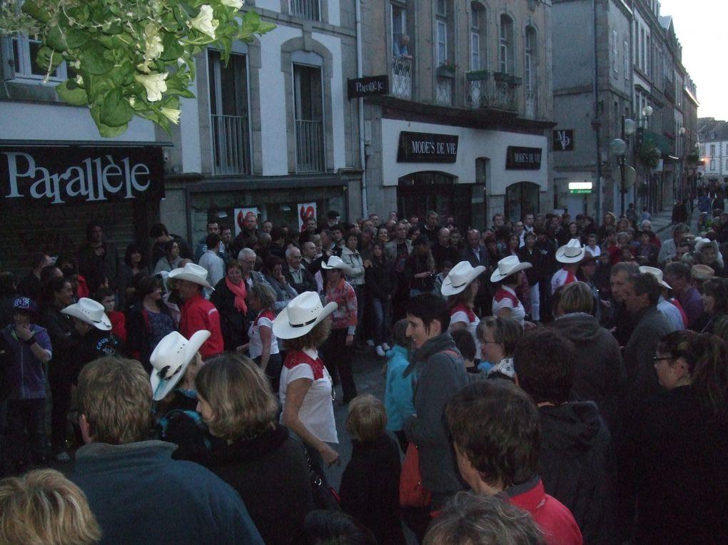 dans la rue Jean Savidan le 21 juin comme d'habitude !
