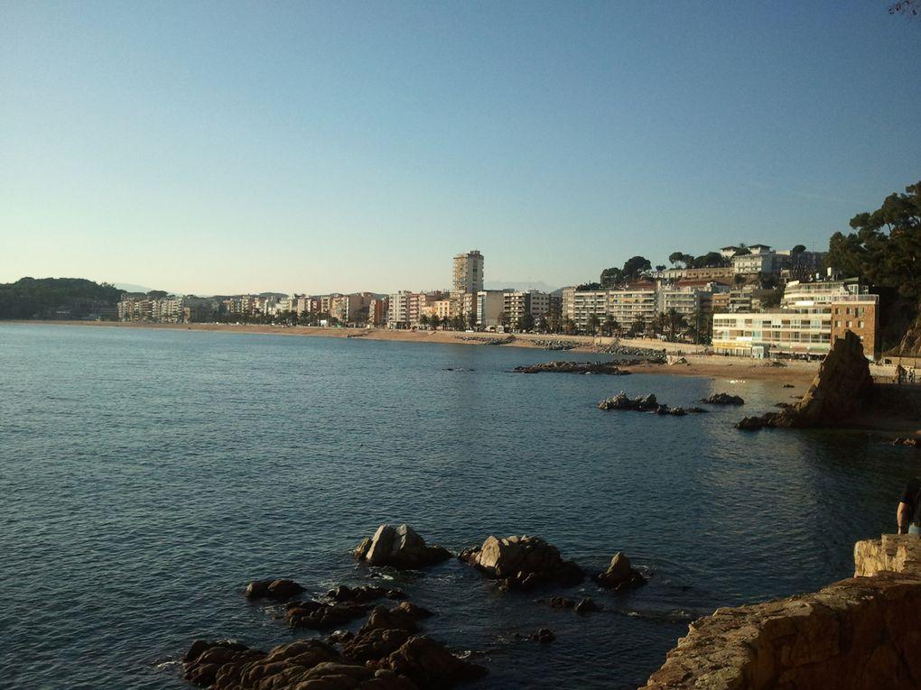 Les photos prises à Barcelone et Lloret de Mar pendant le spanish event 2011