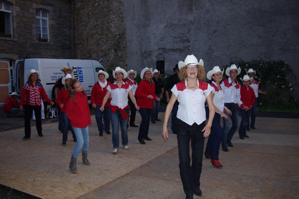 31ème fête de la musique à Lannion 6ème fois qu'on y participe sur notre parquet fait-maison :)